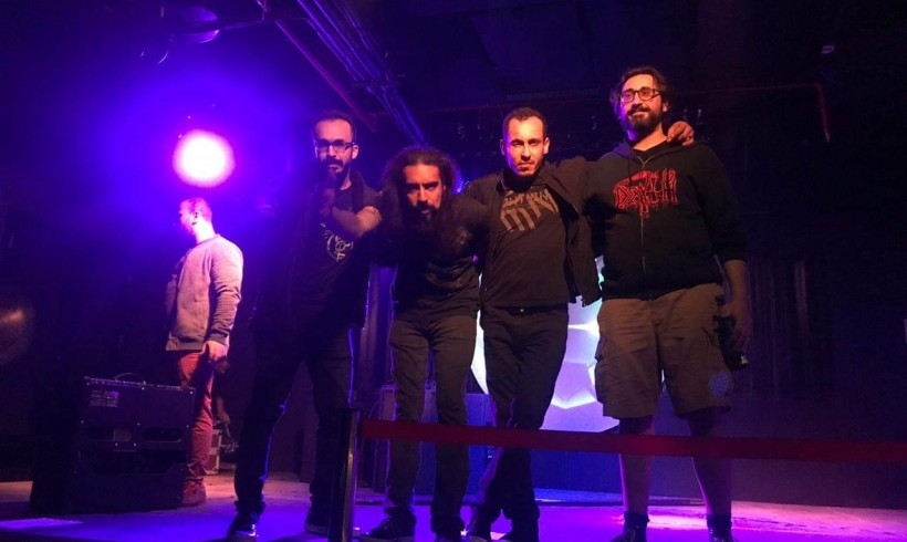 Wacken Metal Battle Egypt 2019 winner